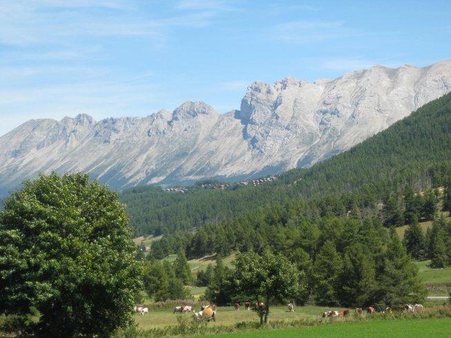 montagne de faraud